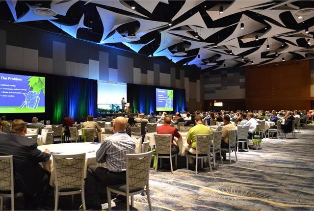 Attendees from around the country made their way to Phoenix this past Oct. 1-2 to attend the 2013 Green Fleet Conference & Expo.