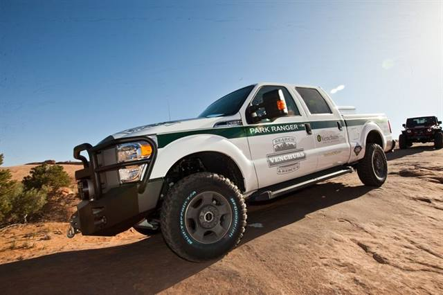 VVS offers both bi-fuel and CNG-dedicated conversions for Ford F-250/350 trucks.
