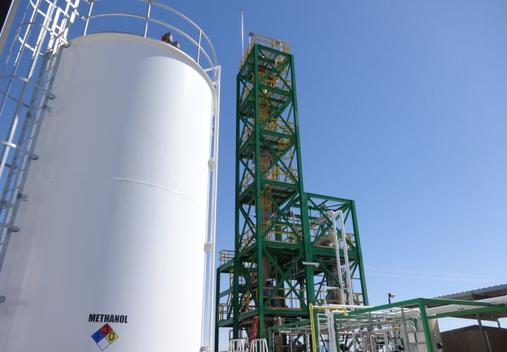 EPA Approves Oberon's Biogas-Based Fuel