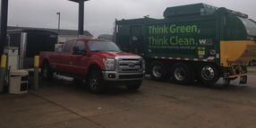 Venchurs CNG F-350 to Tow Upfitted Jeep from Detroit to Las Vegas