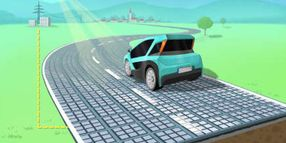 German Startup Developing Solar Roadways
