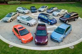 Toyota Hybrid Sales Top 6M Vehicles Worldwide
