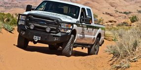 Venchurs Announces New Price Point for 6.2L F-250 and F-350 CNG Conversions