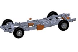 XL Hybrids and Knapheide Mark Completion of 100th Fleet Powertrain Installation