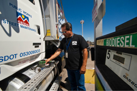 Biodiesel Industry Producing Record Volumes
