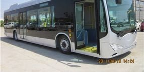 University of Utah Purchases 40-Foot Electric Bus from BYD