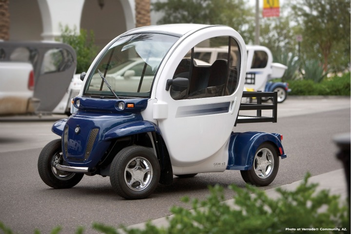 Polaris to Acquire GEM from Chrysler