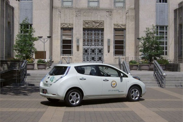 City of Houston Saving $110,000 a Year With EVs