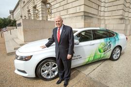 GM to Offer Bi-Fuel Chevrolet Impala Sedan