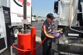Ryder Opens Two Natural Gas Fueling Stations in California