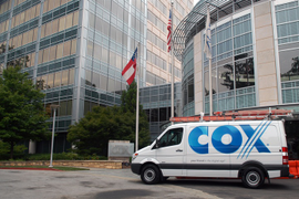 Cox Looks to Sprinter and Hybrid Vans for Better MPG