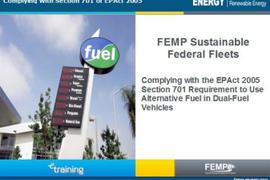 Feds Offer Flex-Fuel Compliance Training Online