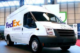 Electric FedEx Trucks to Get Range Extenders