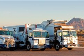 Ariz. City Converts Refuse Fleet to CNG