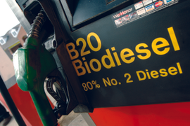 Biodiesel Production Tops 1 Billion Gallons