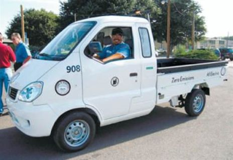 The Mini Trucks Were Tested In Town Back June To See How They Would Operate On City S Hilly Streets Reported Sun News