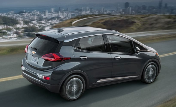General Motors has proposed a national zero-emissions mandate taht would begin in 2021.