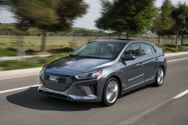 Hyundai Recalls Ioniq Hybrids for Electrical Issue