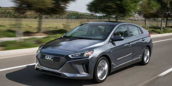 Hyundai is recalling approximately its 2017-2018 Hyundai Ioniq Hybrid and 2018 Ioniq Plug-In...