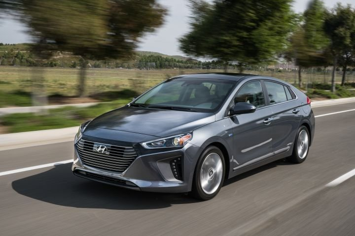 Hyundai is recalling approximately its 2017-2018 Hyundai Ioniq Hybrid and 2018 Ioniq Plug-In Hybrid sedans for a possible defect in the power relay assembly.