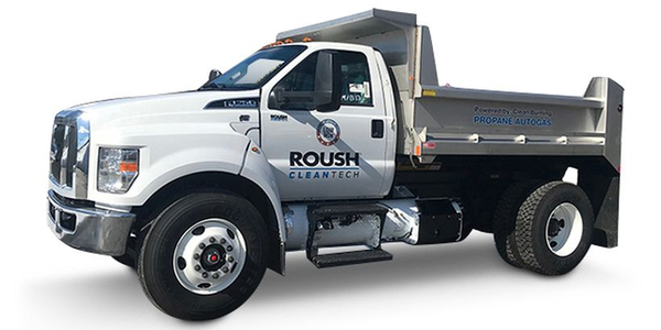 Roush CleanTech is hosting a road-show event to demonstrate its near-zero emissions propane...
