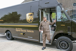 UPS Collaborates on Global Road Safety Initiative