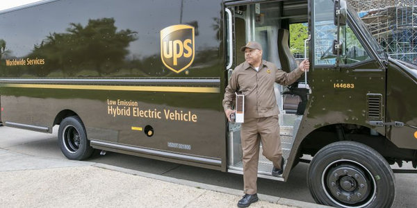 UPS is among a group of global organizations that has been collaborating with the World Economic...