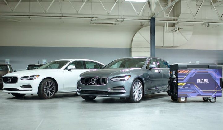 Volvo has invested in FreeWire, an EV charging technology company.