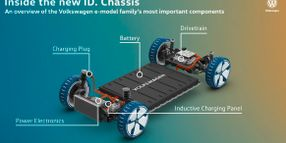 VW Plans 27 Electric Vehicles by 2022