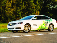 CNG The 2015 bi-fuel Chevrolet Impala will be available to fleets in the fourth quarter 2014 in...