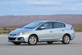 MY 2012 Honda Insight Hybrid Offers Improved Fuel Economy