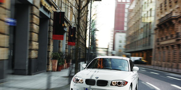 BMW's all-electric ActiveE is the automaker's second electric vehicle made available to...