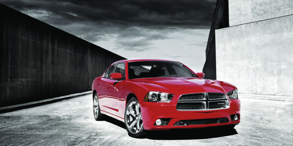 The 2011 Charger is powered by the all-new 3.6L Pentastar V-6 engine, increasing fuel economy...