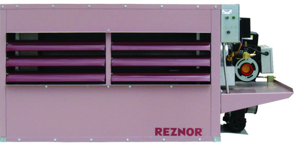 REZNOR Used-Oil-Fired Heaters
