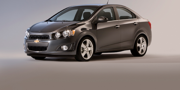 Chevrolet Sonic with 1.4L Turbo Delivers 40 MPG on Highway