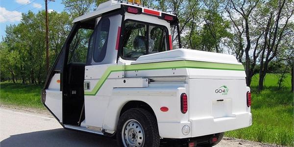 GO-4 EV Urban Utility Vehicle