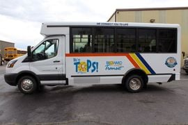 Paratransit Agencies Help Passengers with Disabilities Stay Safe during the COVID-19 Crisis