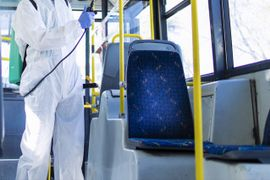 Suppliers Stepping Up Offerings to Help Transit Deal with 'New Normal'