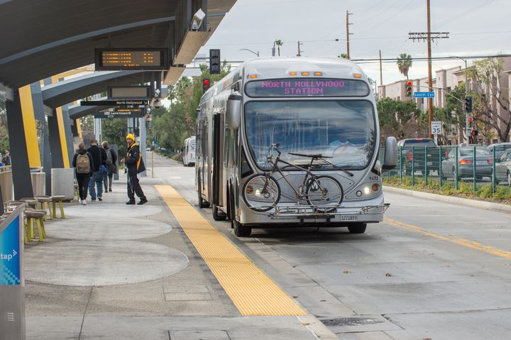 The number of bus orders that specify battery-electric or fuel-cell propulsion now exceeds more than 1,000 and the number is expected to grow rapidly, especially in California. - Steve Hymon