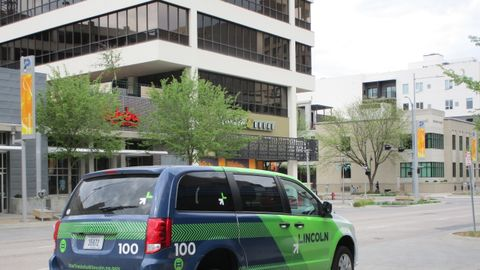 By implementing commingled paratransit and microtransit service, StarTran was able to double...