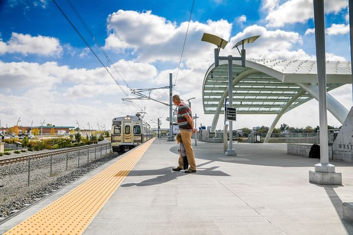 A new or updated transit infrastructure project can improve community well-being by providing equity through access to education, healthcare, essential employment, and more. - HDR