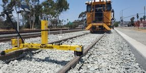 Tracking Results: Enhanced Tamping in SoCal Light Rail Project