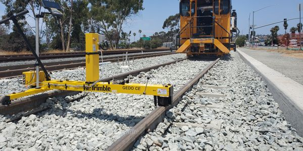 San Diego's Mid-Coast Corridor Transit project is hittingrecord speed and efficiency with...