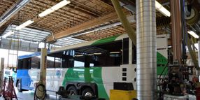 Electric Buses Renew Attention on Transit Maintenance Facilities