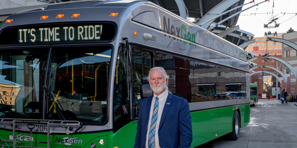After 45 years in the industry, Greater Dayton RTA CEO Mark Donaghy will retire, effective April 1.