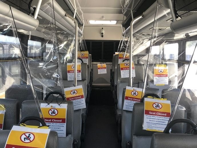 As Santa Cruz Metro looks to ramp up to its pre-COVID revenue service hours and attract its customers back, the agency is confident in its efforts to continue improving the rider experience. - Photo courtesy Santa Cruz Metro