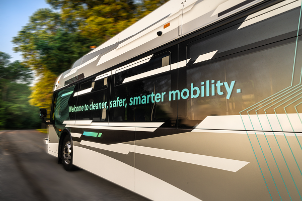 CTDOT has already commissioned automated New Flyer buses equipped with Robotic Research technology for its CTfastrak BRT route between Hartford and New Britain. - New Flyer