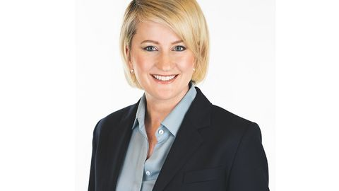 Jennifer Aument is chief executive, global transportation for AECOM.