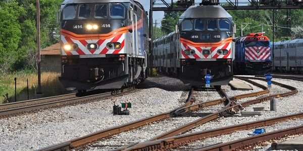 Today, Metra boasts 11 lines and 242 stations, all in its spiderweb-looking system.