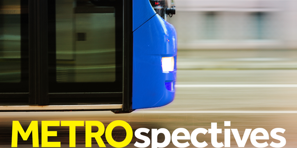 CTE's Raudebaugh Joins METROspectives to Discuss Transit Going Zero Emissions by 2035